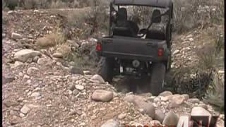1. ATV Television Test - 2008 Yamaha Rhino 700 SE