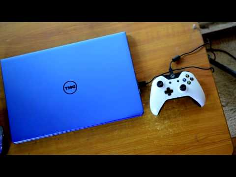 Quick Review - Dell Inspiron 5558  - i7 Geforce 920M 4GB Doom 30FPS