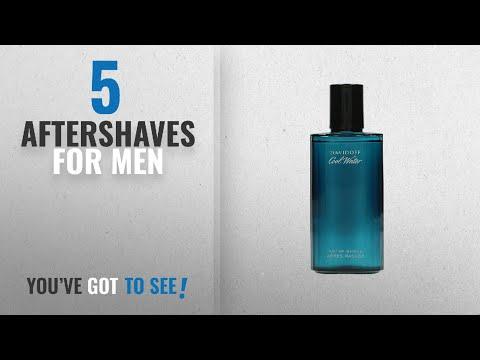 Top 10 Aftershaves For Men [2018]: Davidoff Cool Water for Men After Shave Splash 75ml