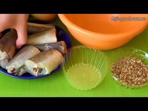 ♥ Рыба на пару ♥ Фитнес рецепт в мультиварке / пароварке