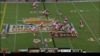 Vic Beasley vs Ohio State (2013)
