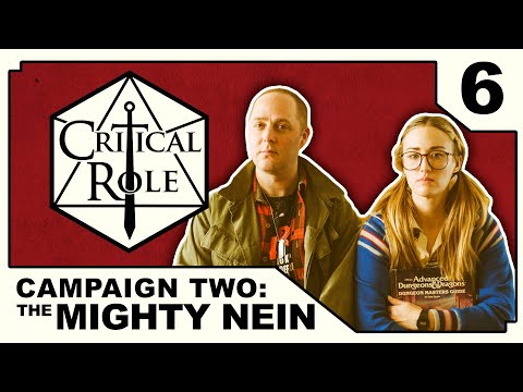 The Howling Mines | Critical Role: THE MIGHTY NEIN | Episode 6