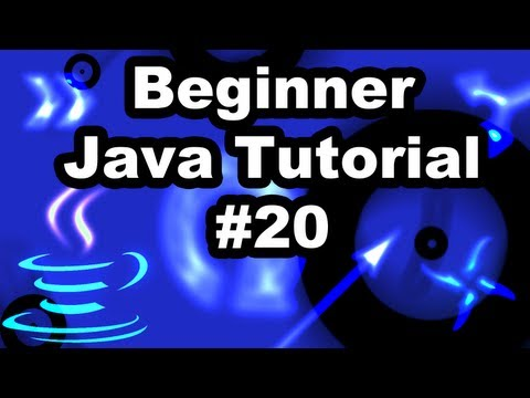 Learn Java Tutorial 1.20- Java's for loop