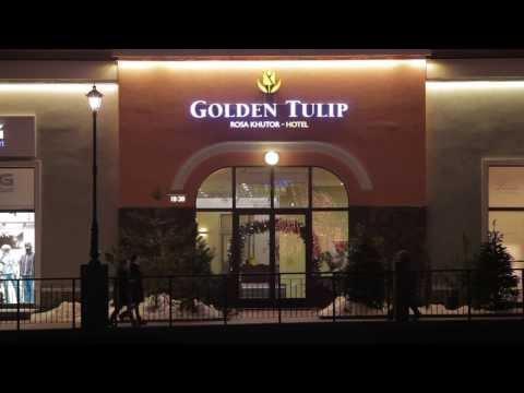 GOLDEN TULIP ROSA KHUTOR 4*