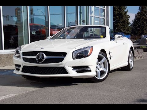 2015 Mercedes-Benz SL550 For Sale @ Mercedes-Benz Kamloops