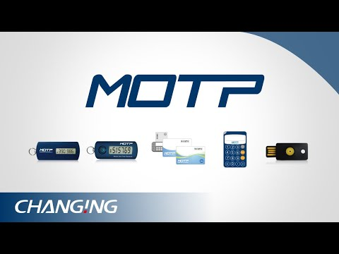 Video of MOTP Client