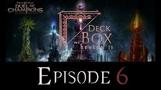 [S02E06] Deck in a Box - Road to Paris avec AZA404