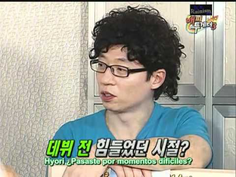 "BI RAIN ""Happy Together"" Parte3 sub español"