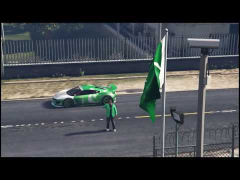 Pakistan Zindabad GTA V Edition Full video [ 2019 ]#Subscribe