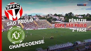 Siga - http://twitter.com/sovideoemhd Curta - http://facebook.com/sovideoemhd COPA SÃO PAULO DE FUTEBOL JÚNIOR 2017 2ª Fas.