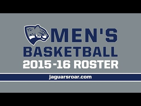 Augusta University Men's Basketball 2015-16 Roster