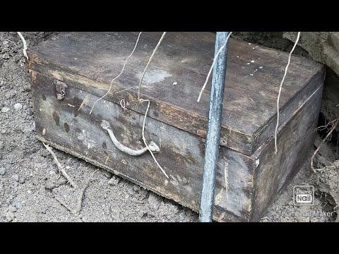 Yamashita treasure box found in the Philippines