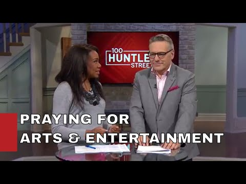 Praying for Arts and Entertainment / 20-DAYS OF PRAYER