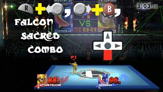 Ultimate Falcon Sacred Combo