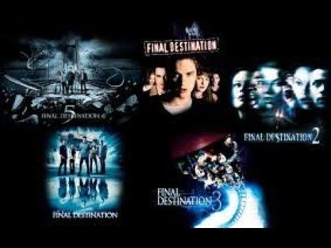 Final Destination 1, 2, 3, 4, 5 All Trailers 2018