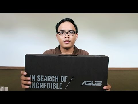 Unboxing Laptop Asus X453SA-WX006D Indonesia