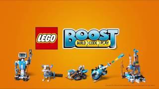 LEGO ® BOOST 官方宣傳片