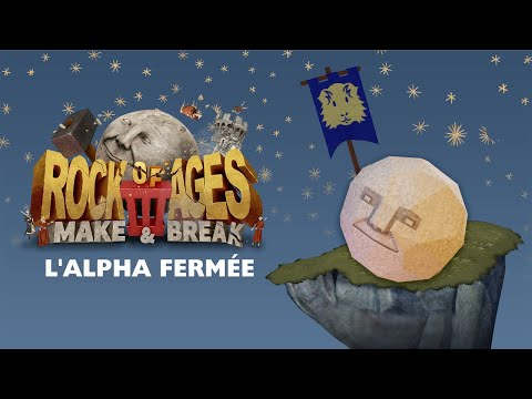 Rock of Ages 3: Make & Break : Trailer de Rock of Ages 3: Make & Break