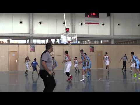 Baloncesto Infantil Navarra VS Guipúzcoa (2º cuarto)