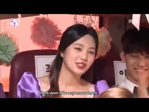 [ENG SUB] 151121 WE GOT MARRIED SUNGJAE AND JOY EP. 21 - UNAIRED CUT