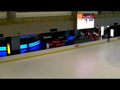 Hangzhou China World Ice Arena