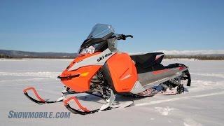 1. 2015 Ski-Doo Renegade 600 ACE