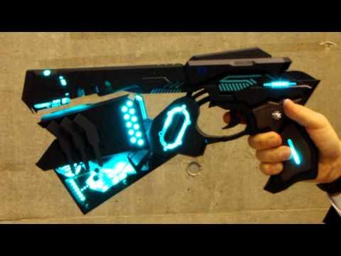 要價2萬4千台幣!超貴玩具槍 《PSYCHO-PASS》「ドミネーター」電動變形