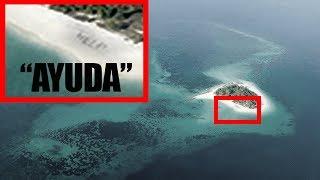 Video El hombre que fue encontrado en una isla por medio de una fotografía tomada desde un avión MP3, 3GP, MP4, WEBM, AVI, FLV Januari 2019