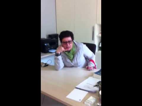 La segretaria