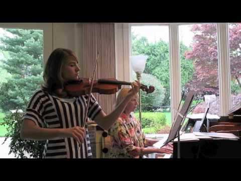 Tifa's Theme Violin And Piano