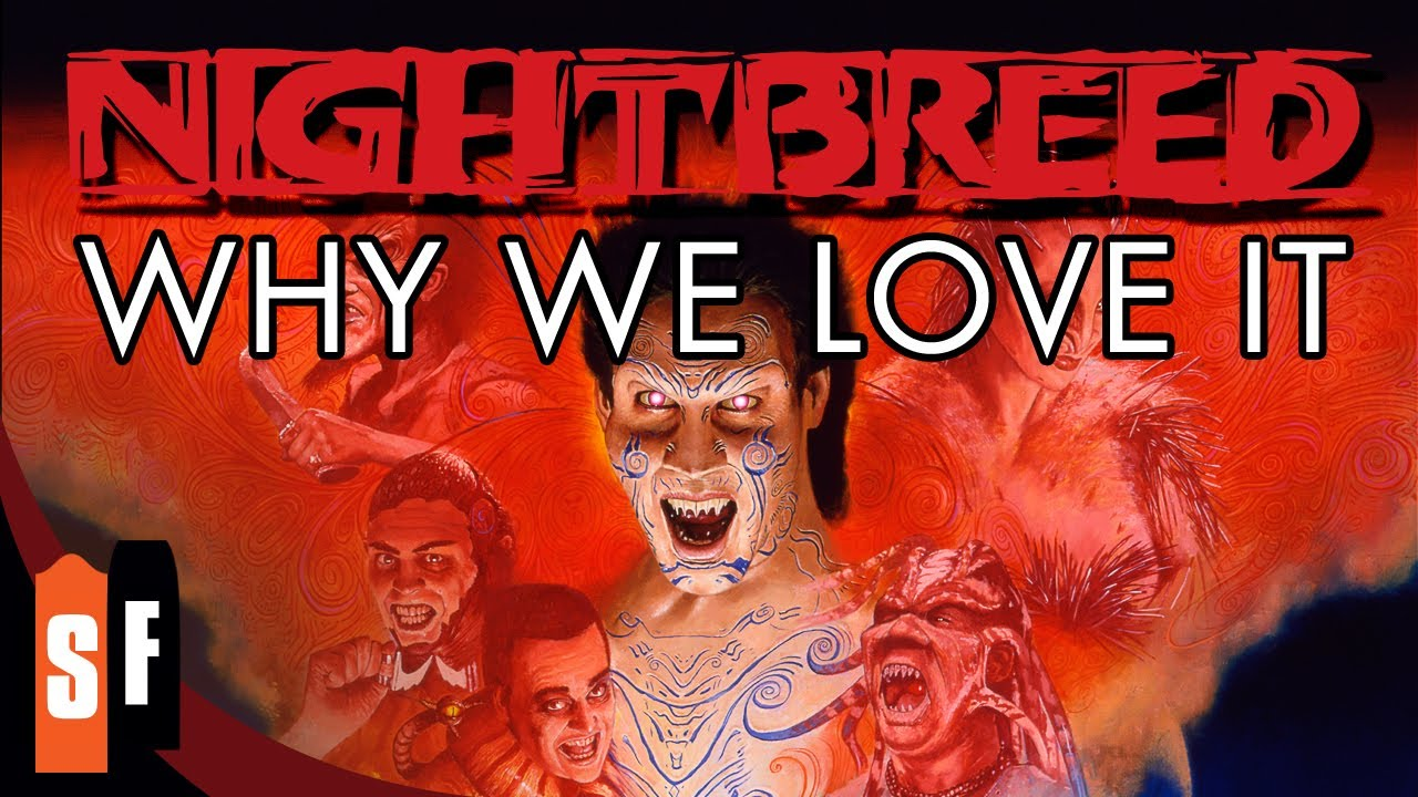 Nightbreed (1990) - Why We Love It HD