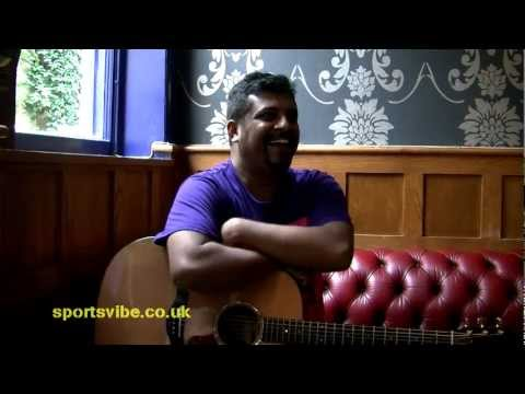 Raghu Dixit on Music, Festivals & Cricket