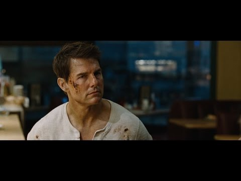 Jack Reacher: Never Go Back (Viral Video 'Diner')