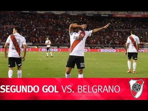 Gol de Nacho Scocco vs. Belgrano de Córdoba