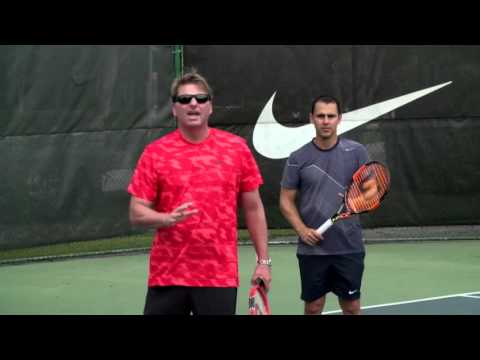 The Forehand Progression Drill By John Evert