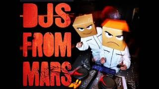 Duck Sauce vs. Taio Cruz - Barbramyte (DJs From Mars FM Remix)