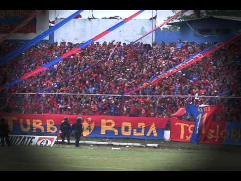EL COLOR DEL CLÁSICO FAS  - ÁGUILA - Turba Roja - Deportivo FAS
