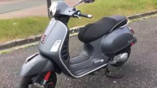 7. New Vespa GTS 300 ie 2017 Euro 4 ABS ASR Supersport