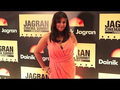 Ekta Kapoor Attends Jagran Cinema Summit 2018