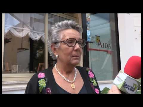 FRANCESCA LERIA ALBERGATRICE ATTIVA NEL SETTORE DELLA BENEFICIENZA
