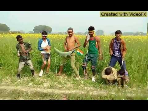 Comedy songs of village children