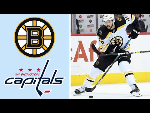 Video: Boston Bruins vs. Washington Capitals | EXTENDED HIGHLIGHTS | 2/3/19 | NBC Sports