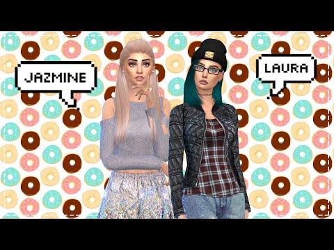 The Sims 4: Create A Sim | Pree-Teen Twins