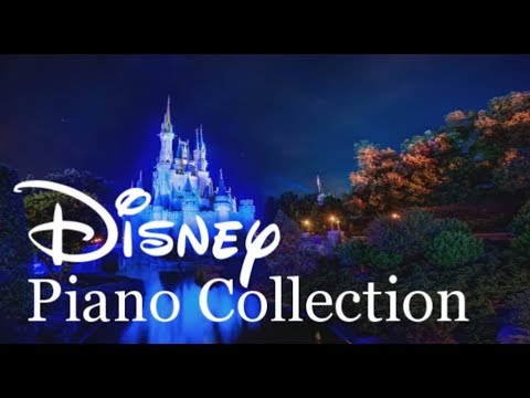 Disney Piano  Collection 3 HOUR LONG for Studying RELAXING PIANO