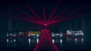 2013 Renault Megane Update - Promo Video