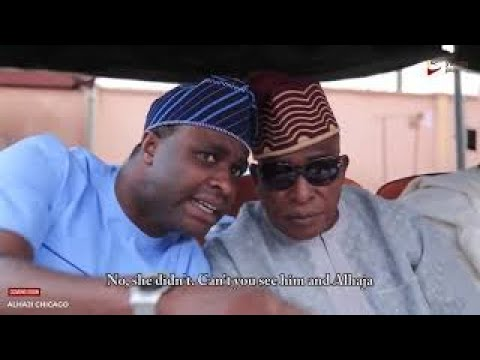Alhaji Chicago - 2019 Latest Yoruba Blockbuster Movie Starring Femi Adebayo, Adebayo Salami