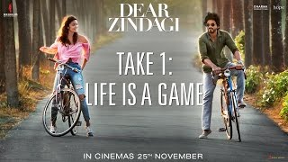 Nonton Dear Zindagi Take 1  Life Is A Game   Teaser   Alia Bhatt  Shah Rukh Khan   In Cinemas Now Film Subtitle Indonesia Streaming Movie Download