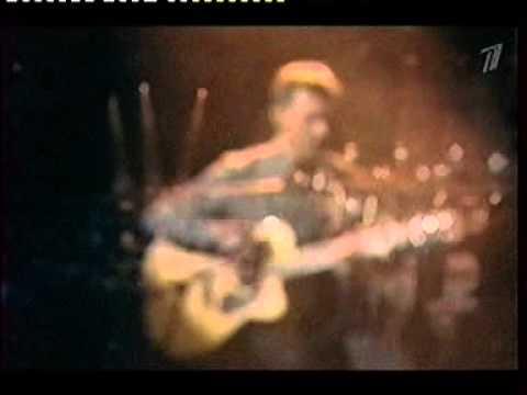 Вячеслав и Ксения Бутусовы  Песня Кэрролла Своя колея 2011 (видео)