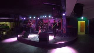 Video Particles - Nixe (live Líheň 2019 Hard Cafe Karviná CZ)