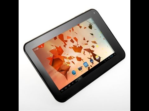 Unboxing & Review Tablet 7